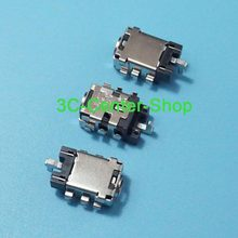 1 Uds portátil dc power jack para ASUS A556U A556 F556U E402 E402M FL5900U F441U X302U conector DC