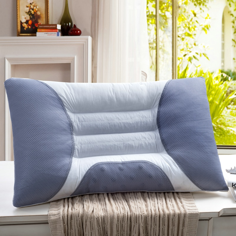 Svetanya Cassia Single size Bedding Pillows Rectangle Therapy Neck Pillow 48x74cm 1piece