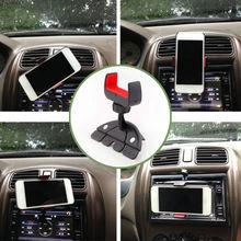 Berceau universel de support de téléphone de fente de CD de voiture pour les Mobiles iPhone Android