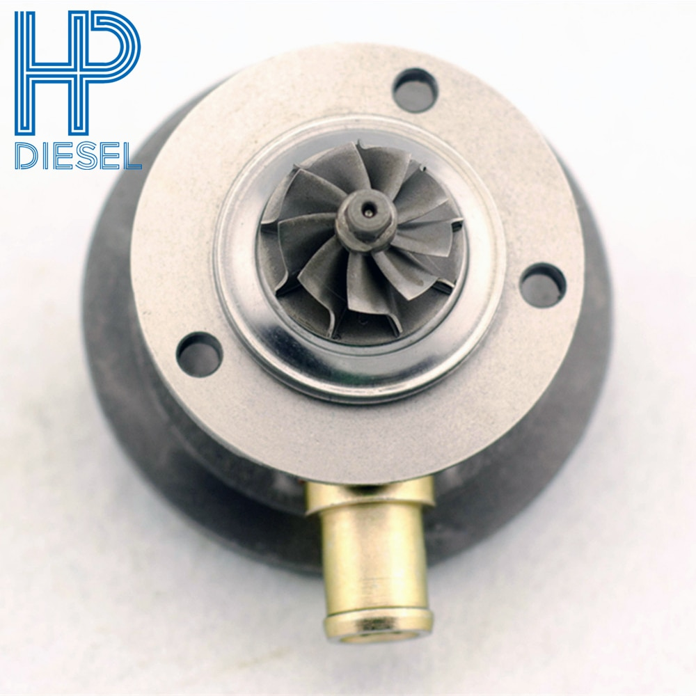 Para Ford Fiesta VI/Fusion 1.4 TDCi 50Kw 68HP DV4TD-54359700007 turbina 54359880009 cartucho carregador turbo núcleo CHRA 1348618