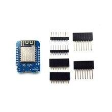 1 PC nouveauté D1 mini V2.2.0 WIFI carte de développement Internet basée ESP8266 4 mo carte à puce FLASH ESP-12S