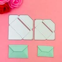 pop up envelope metal die cuts cutting dies for diy scrapbooking embossing paper cards making decorative craft supplies new 2018