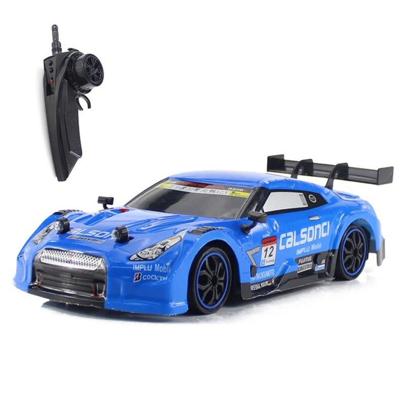 2,4G внедорожник RC автомобиль 4WD Drift Racing Championship Rockstar Радио пульт дистанционного управления автомобиля электронное хобби игрушки