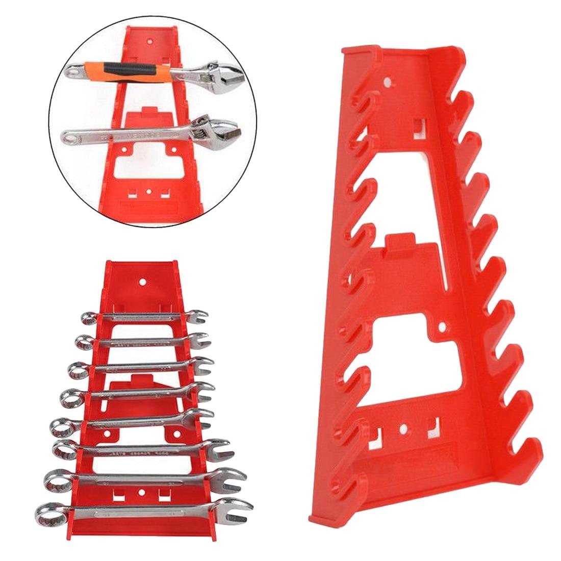 1pcs Wrench Spanner Organizer Sorter Holder Tray Socket Craftsman Storage Rack Tools