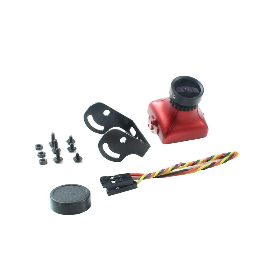 Feichao JJA-CM1200 1/3 CMOS 1200TVL Mini FPV Camera 2.1mm Lens PAL/NTSC For RC FPV Racing Drone Quad