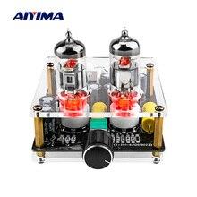 AIYIMA Amplificador Ateş 6J3 Tüp Preamplifikatör Mini Ön Amplifikatörler Ses Kurulu Preamp Safra Tampon güç amplifikatörü Profesyonel