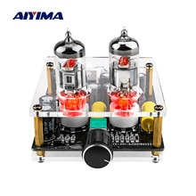 AIYIMA amplificateur fièvre 6J3 Tube préamplificateur Mini préamplificateurs carte Audio préampli Bile tampon amplificateur de puissance professionnel