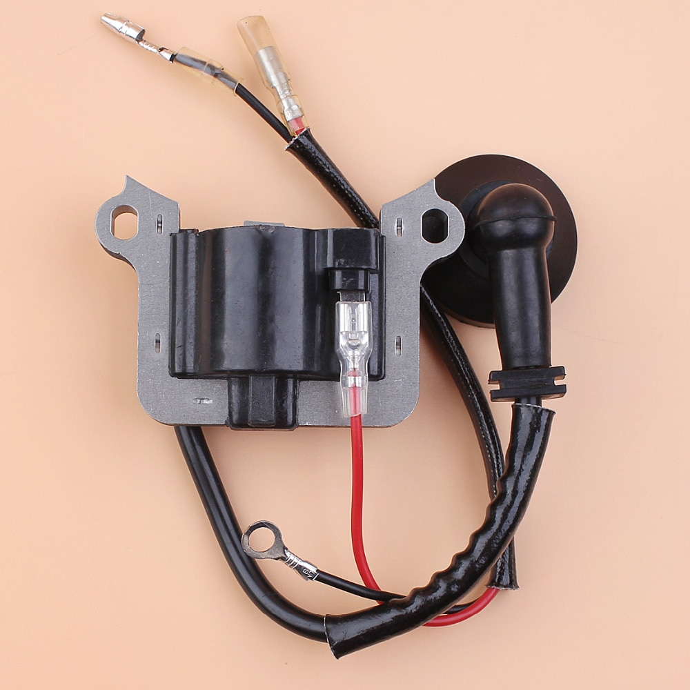40-5 44-5 Ignition Coil Magneto Module For Chinese 43CC 52CC CG430 CG520 BG430 2-Stroke Grass Trimmer Brush Cutter Parts 62MM недорого