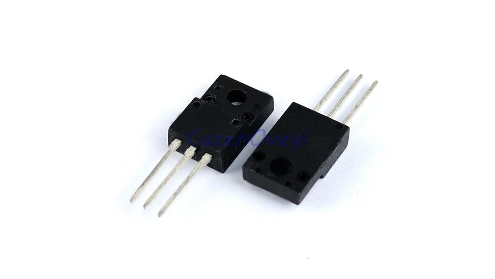 Lote de 10 transistores FQPF5N60C, TO-220F FQPF5N60, 5N60C, 5N60, TO220 TO-220, nuevo transistor MOS FET, disponible