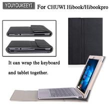 Hoogwaardige Originele Business Folio stand cover case Voor CHUWI HiBook Pro/HiBook/Hi10 Pro/HI10 AIR 10.1 inch Tablet + gift