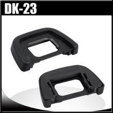 2pcs DK-23 New DK 23 Rubber EyeCup Eyepiece For NIKON D600 D610 D700 D750 D7000 D7100 D7200 D90 D80 D70S D70 D70S D60