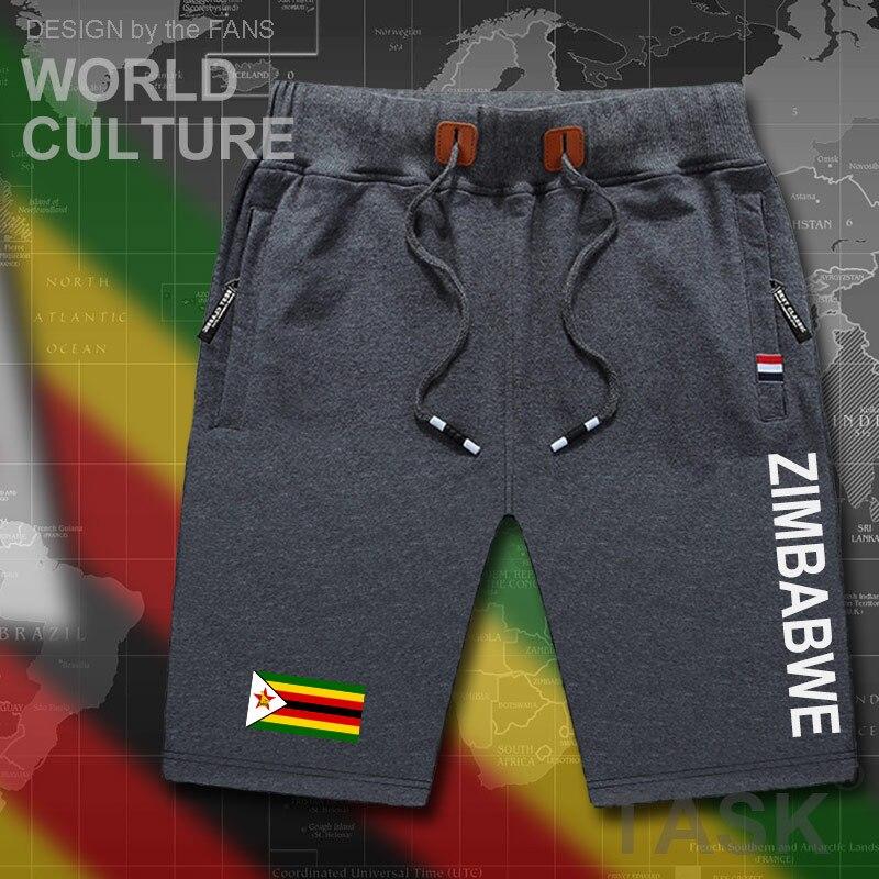 Pantalones cortos para hombre de playa para hombre, pantalones cortos para hombre, bandera, entrenamiento, cremallera, bolsillo, sudor, culturismo, 2017 ZWE, yebeaweawe