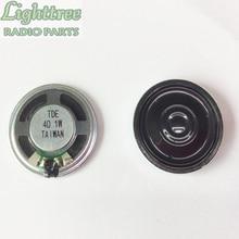 10X динамик 4Ohm 1 Вт диаметр 36 мм для Walkie Talkie TK3107 и так далее