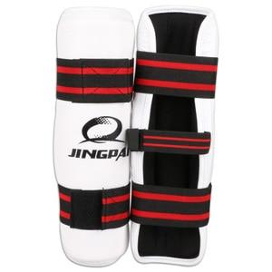 Taekwondo Shin Protector Forarm Gear Guard TKD WTF Approved S to XL