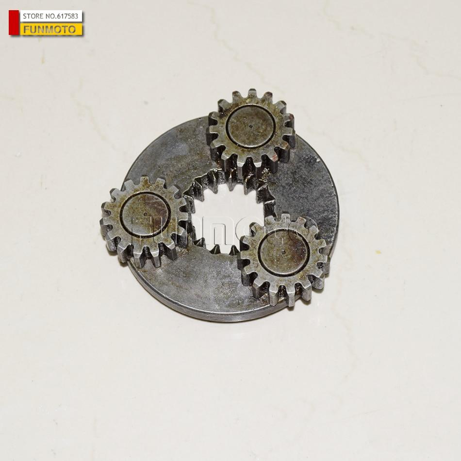 Combinaison de 2 pièces onduleur pour boîte de vitesse   GY6 BUGGY/ATV/SCOOTER
