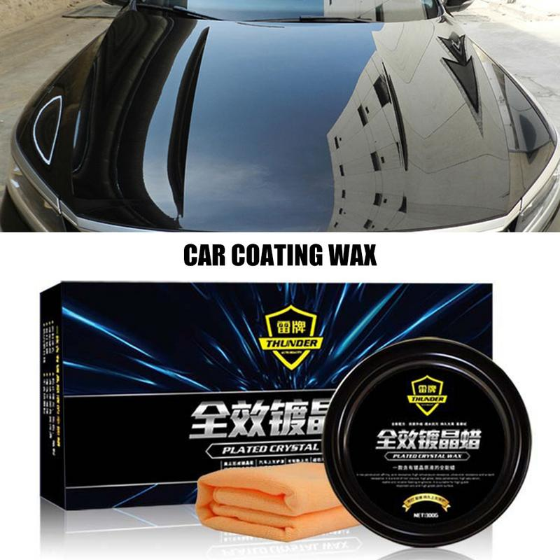 Car Coating Wax Hard Glass Beauty Paint Polishing Wax Care Maintenance Painting Surface Coating Wax