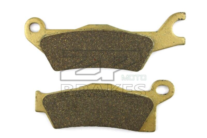 Pastillas de freno de Kevlar para BRP CAN-AM Outlander Max 1000 (4x4 DPS/XT/XT-P /LTD/STD) 2013-2014 frontal (izquierda) OEM nuevo alta calidad