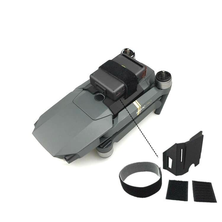 Mavic Pro accesorios localizador satelital TK 102 GPS Tracker soporte fijo soporte Set FPV Drone partes
