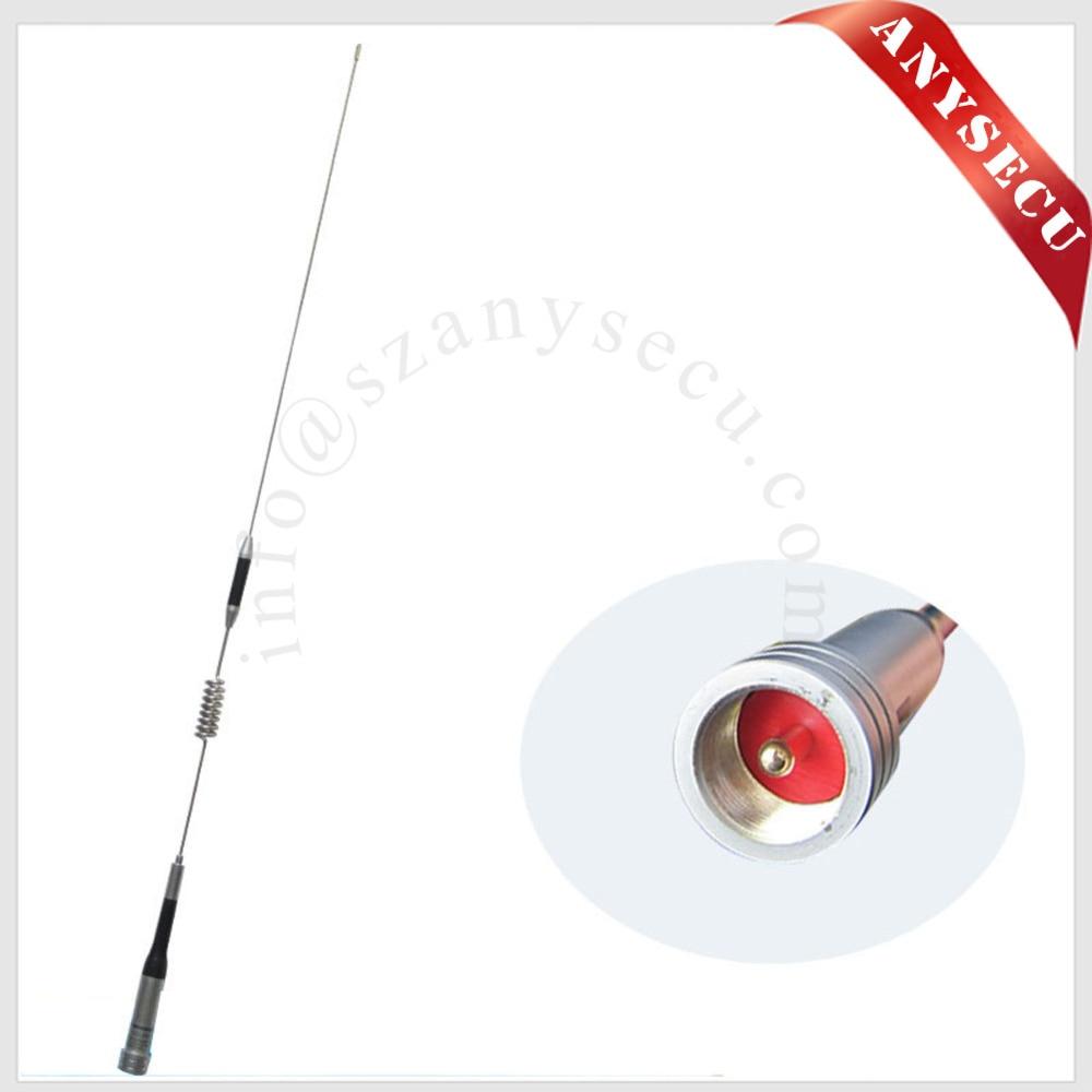 KINNOTA móvil antena de Radio SG-507 doble banda 144-430 MHz para QYT KT8900 TH-UV980 BJ-218 transceptor