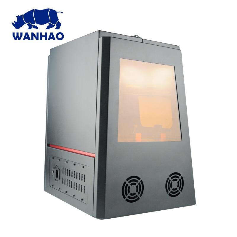 WANHAO شعبية DIY DLP التقويس نظام Impressora 3D D8 3d طابعة للعب