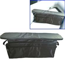 Canot canot PVC bateau gonflable bateau rembourré siège sac de rangement sous siège sac avec coussin