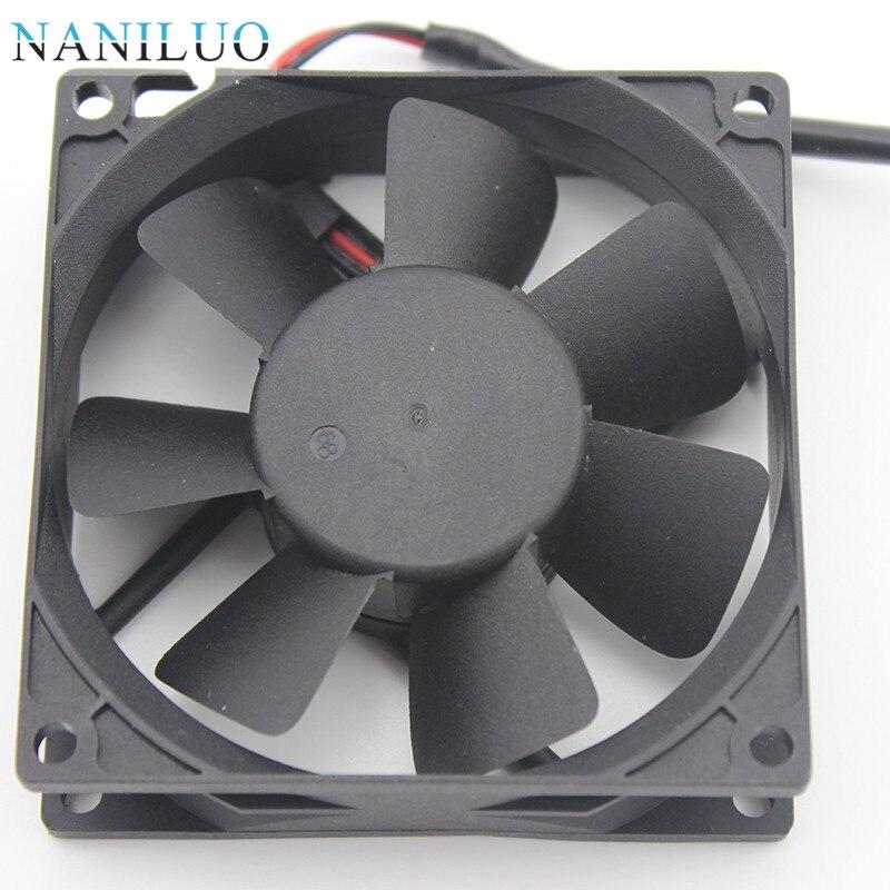 NANILUO   AD0848HB-A71GL DC 48V 0.11A 2-wire 80mm, 80X80X25mm Server Square fan