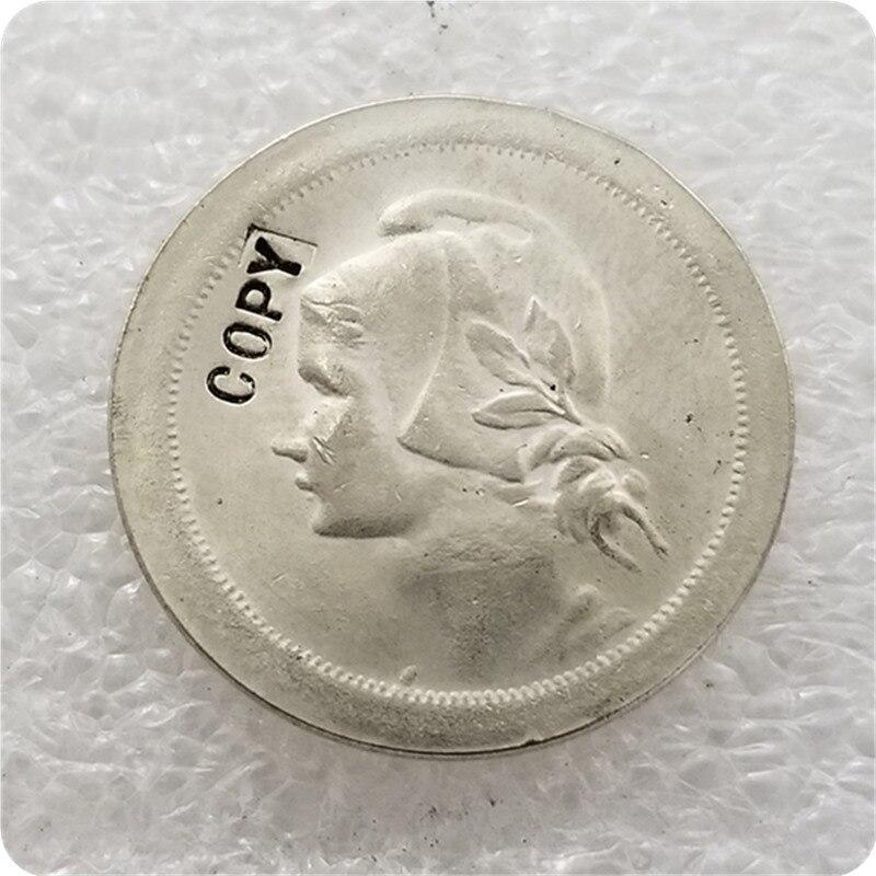 1922 PORTUGAL COIN 20 Ct. COIN COPY-replica munten medaille munten collectibles
