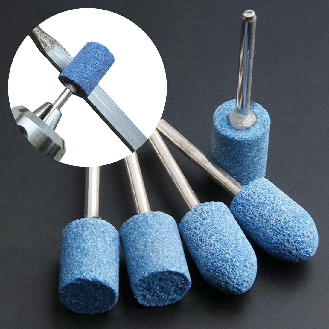 10ks / sada brusného kamene pro brusný kámen rotačních - Brusné nástroje - Fotografie 6