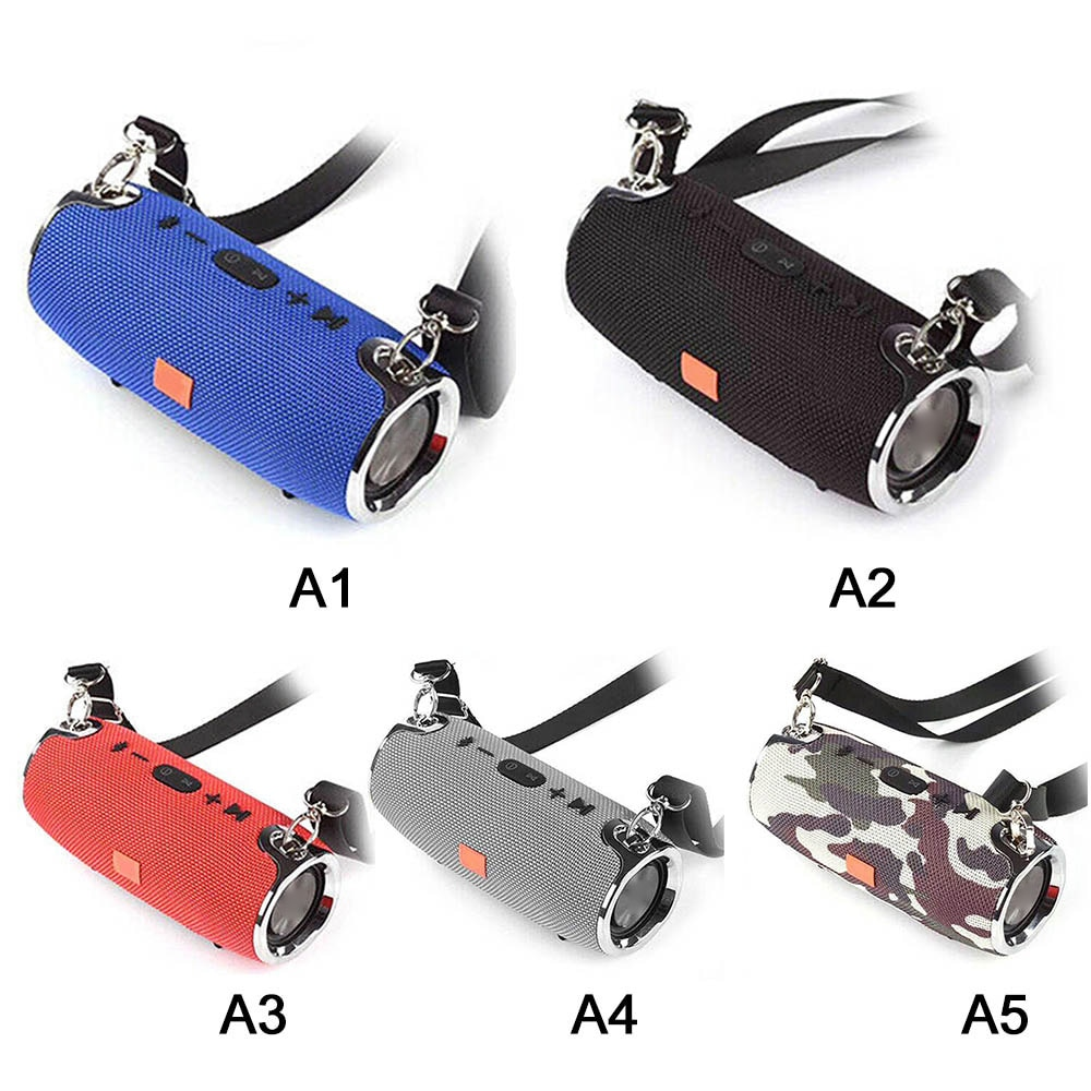 Portable 20W haut-parleur FM Radio sans fil bluetooth haut-parleur USB extérieur étanche TF maximum support 32G