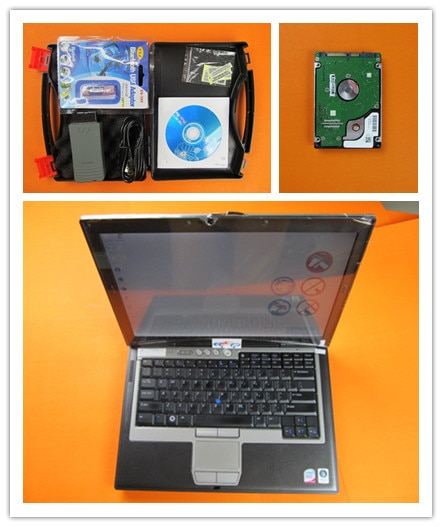Vas 5054 Chip completo oki odis v 5,13 instalado en el ordenador portátil d630 listo para usar la versión más nueva de 2020 vas5054a escáner de coche bluetooth
