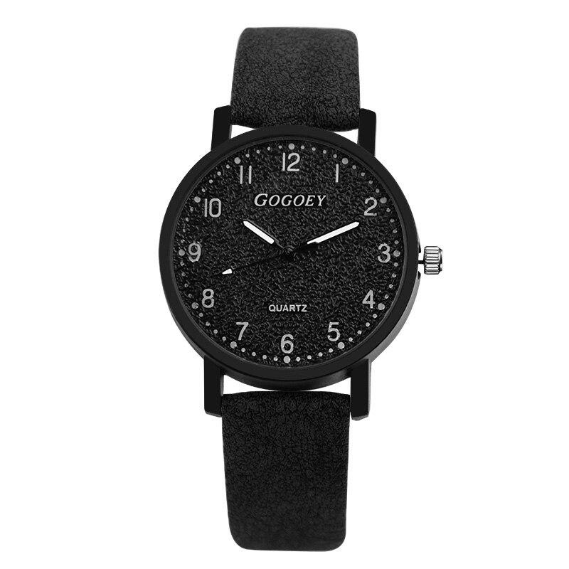 2019 relojes de mujer Gogoey relojes de pulsera de moda para mujer reloj femenino reloj de pulsera de regalo reloj de lujo Skmei