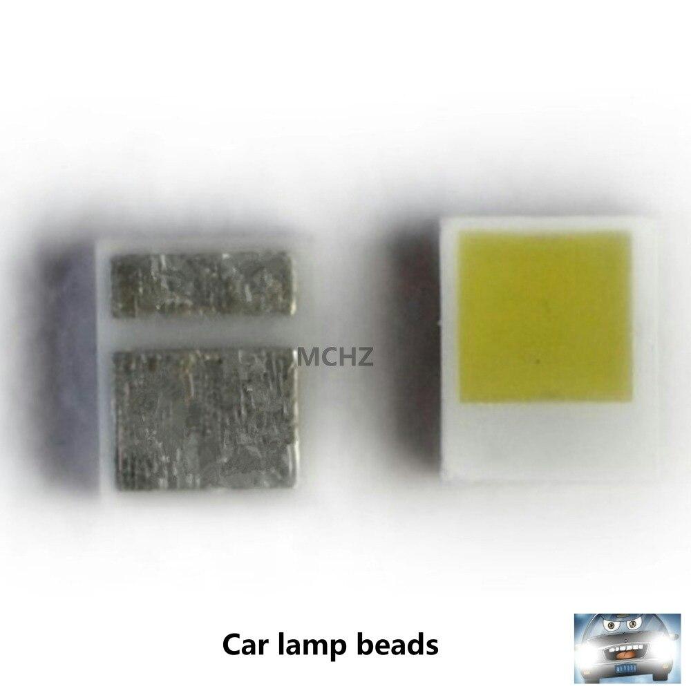 200pcs  2016 Lamp beads csp headlight t10 h7 9007 t20 hb3 p21w led 7443 hb4 y19 s1 h4 samsung h1