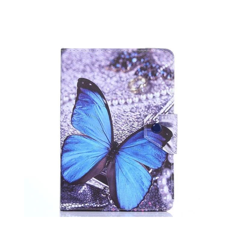 Myslc cubierta impresa para Cube TALK 79 TALK 79 U55GT 7,85 pulgadas tableta impresa PU Funda de cuero