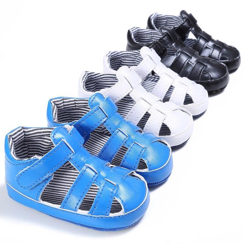 Summer Boys Artificial PU Soft shoes