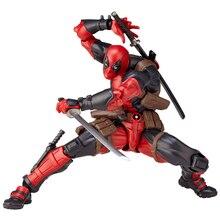 Marvel 15cm X-MAN DeadPool Super héros BJD Joints mobiles figurine modèle jouets