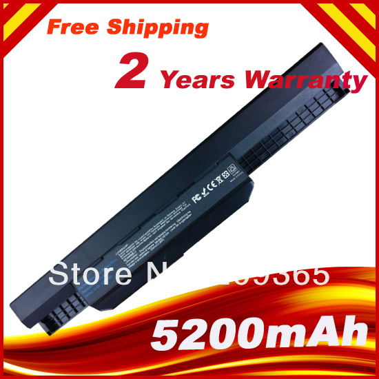 Batería de portátil para Asus A53 A53B A53BY A53E A53F A53J A53JA A53JB A53JC A53JE A53JH A53JQ A53JR A53JT A53JU A53S A53S A53SD