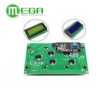 LCD2004 + I2C 2004 20x4 2004A blau bildschirm HD44780 für arduino Charakter LCD /w IIC/I2C serial Interface Adapter Modul