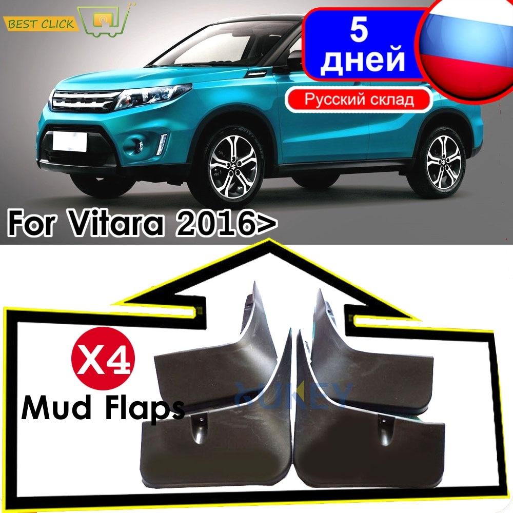 واقيات الطين للسيارة Suzuki Vitara / Edcudo 2016 2017 2018 2019 واقيات الطين واقيات الطين واقيات الطين واقيات الطين والامام والخلف