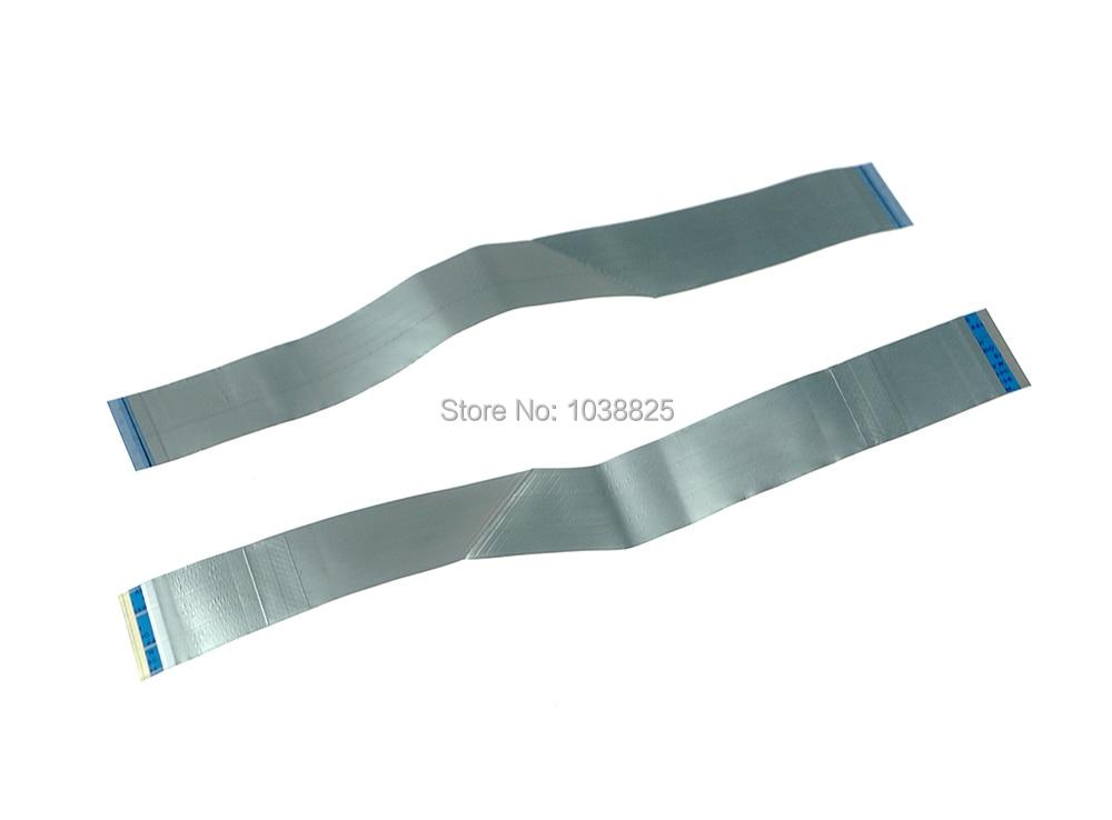 12 unids/lote Flex cable plano tipo cinta conectar KES-410A 410 KES 410A 410AAA KEM-410A conducir Junta placa base para PS3