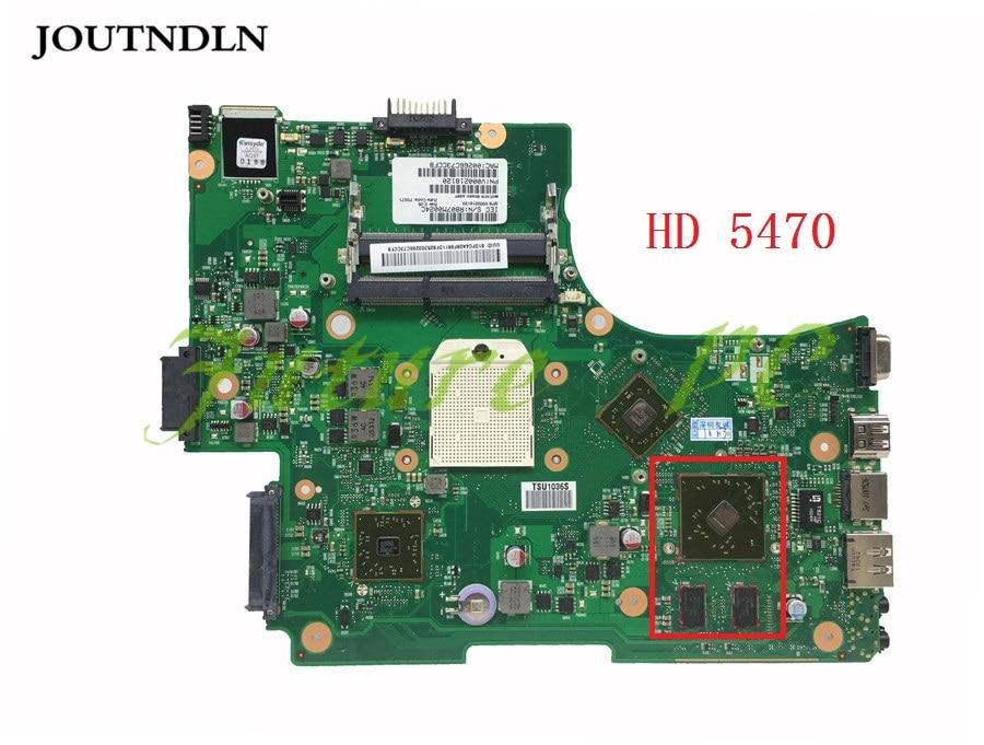 JOUTNDLN FOR TOSHIBA L650 L650D 6050A2333201-MB-A02 motherboard V000218120 DDR3 W/ HD 5470 Test work