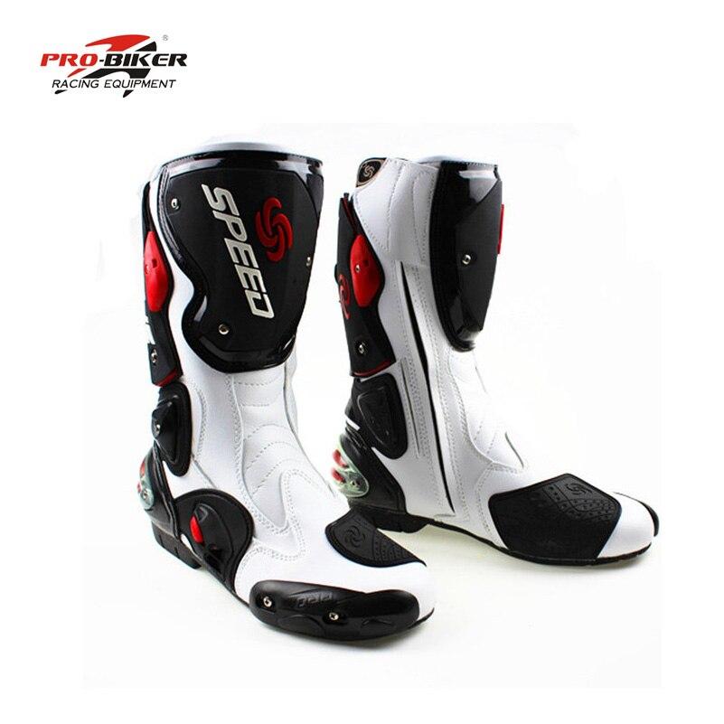 Probiker velocidad moto rcycle botas moto botas de moto rcycles hombres botas moto rcycles moto rbike hombres moto Cruz 40 /41/42/43/44/45