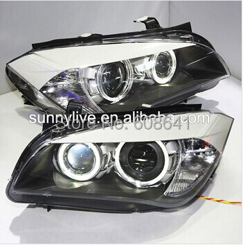 Para BMW X1 E84 tira de LED de Ojos de Ángel de la luz 2009-Año 2014 DB