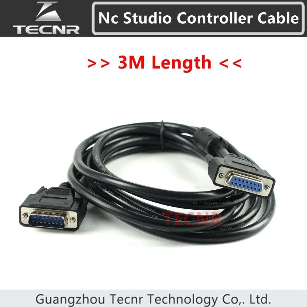 3 eixos pci movimento nc estúdio sistema de controle cabo t para cnc roteador