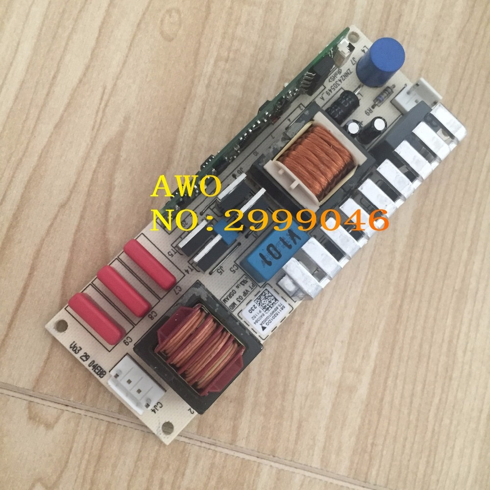 AWO, оригинальная лампа для замены OSRAM 230W 58115201DG проектор балласт и 230W луч MSD Платина 7R лампа мощность балласт поставки 10 шт