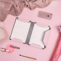 Creative A5 Loose-leaf Business Modular Notebook Folder Mini Document Paper Organizer Graffiti Sketchbook