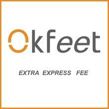 Okfeet Extra Express Fee Of Upgrade Product Vergoeding Of Extra Vergoeding (2.0)