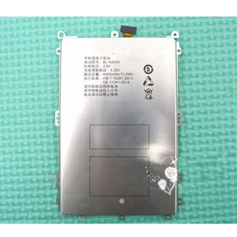 VENTA RÁPIDA Stock limitado al por menor 4000mAh BL-N4000 batería de repuesto nuevo para GIONEE GN5001S/L GN5001 V187 alta calidad