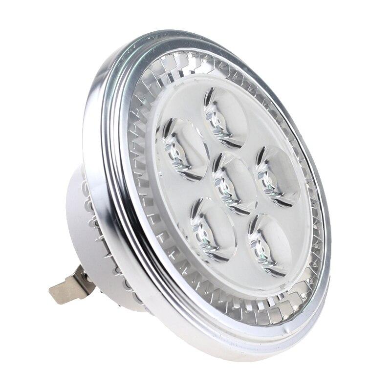 50PCS High Brightnes AR111 12W LED COB Downlight DC12V AR111 LED Bulb Light led lamp Warm Natural Cold White for Indoor lighting enlarge