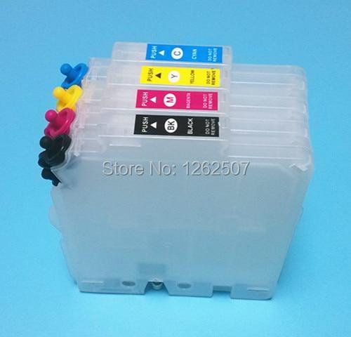 Empty refill ink cartridge for Ricoh GX7000 GX3000 GX5000 GX2500 printers