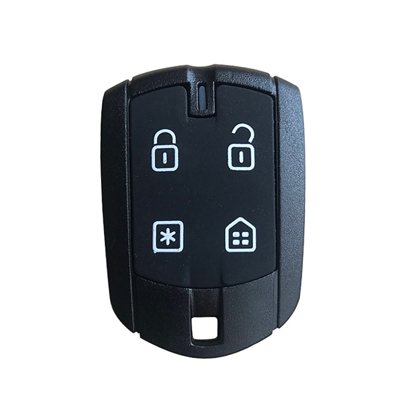 10 TEILE/LOS Multifunktionale remote abdeckung 4 Taste Remote Auto Schlüssel Shell Für FX330 Positron Control Alarm Auto Schlüssel Brasilien Markt